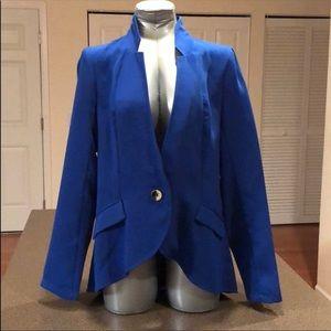 NWT justfab blazer